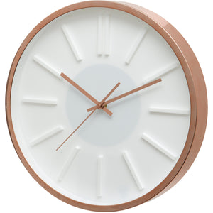 Kinross Silent Sweep Wall Clock