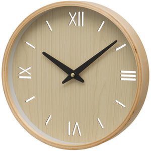 Brora Baton Silent Sweep Wall Clock