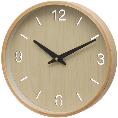 Brora Arabic Silent Sweep Wall Clock
