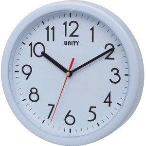Hastings White Wall Clock