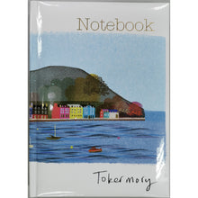 Load image into Gallery viewer, Tobermory Beach Scene Notebook A5