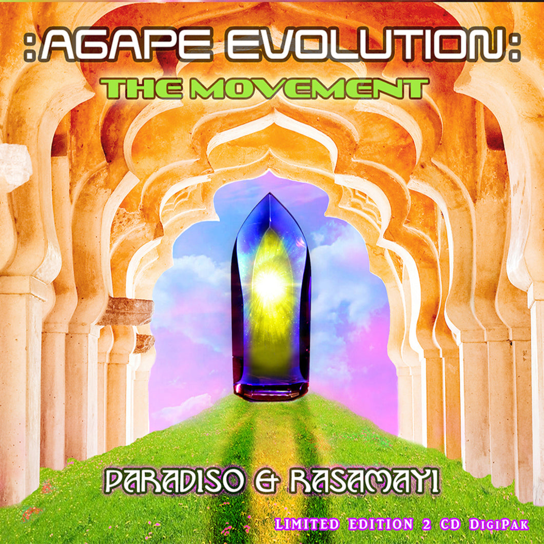 Agape Evolution - Clearing Vortex
