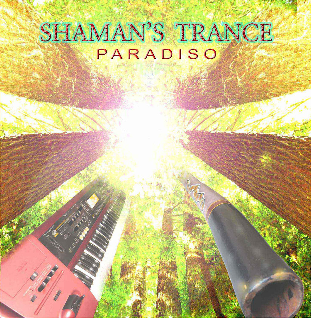 Shamans Trance - The Land Of Free Space