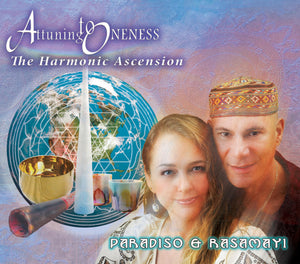 Attuning to Oneness - Goddess Rising