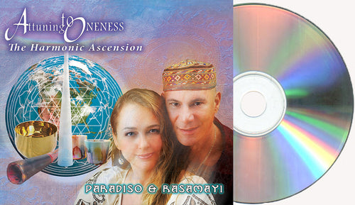 Attuning to Oneness CD