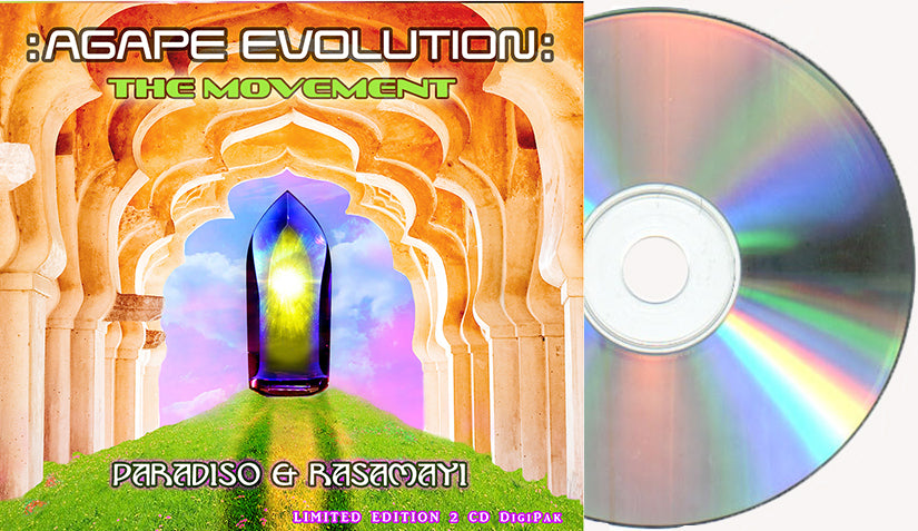 Agape Evolution - CD