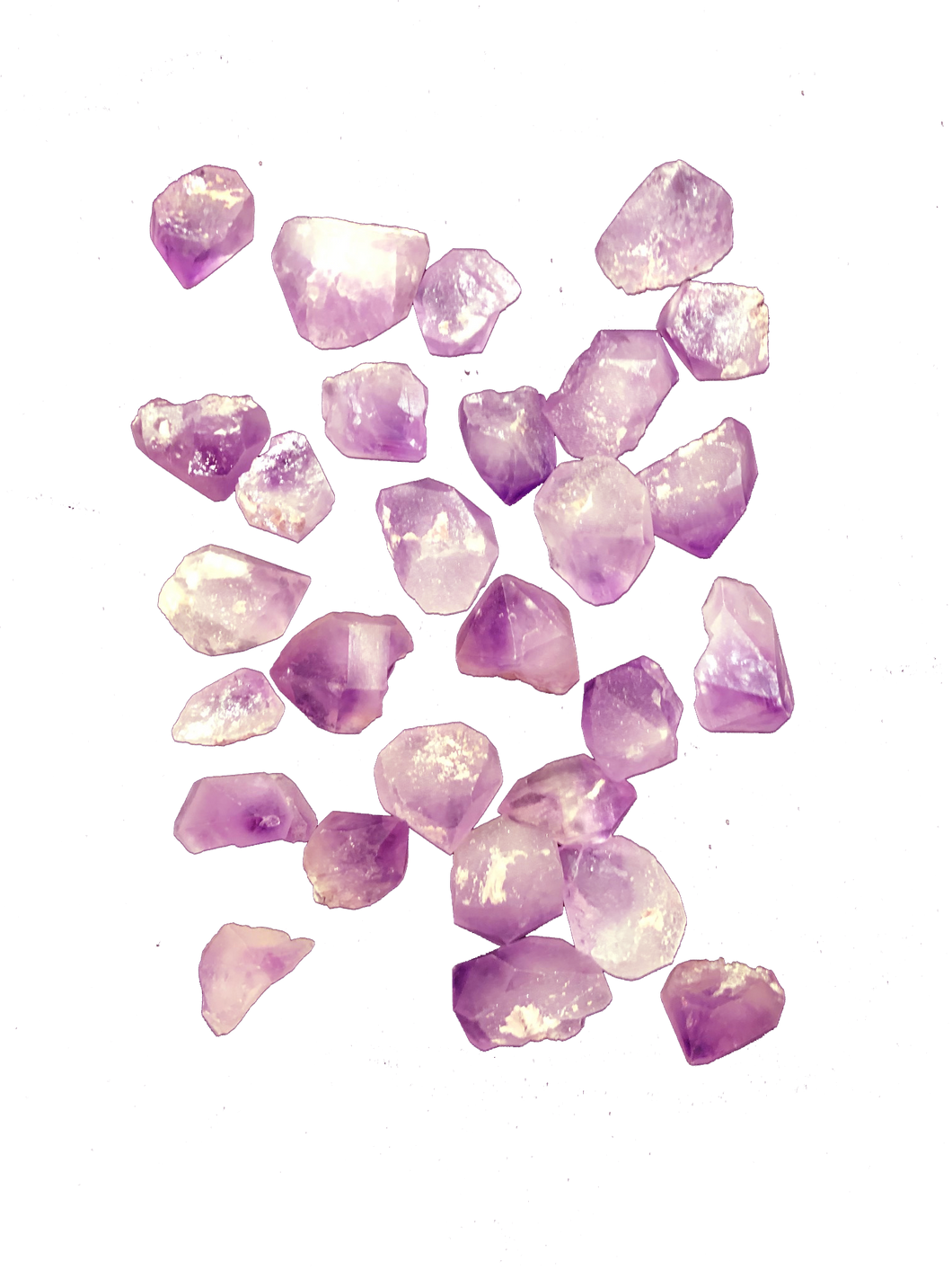 Sacred Sound-Activated Amethyst