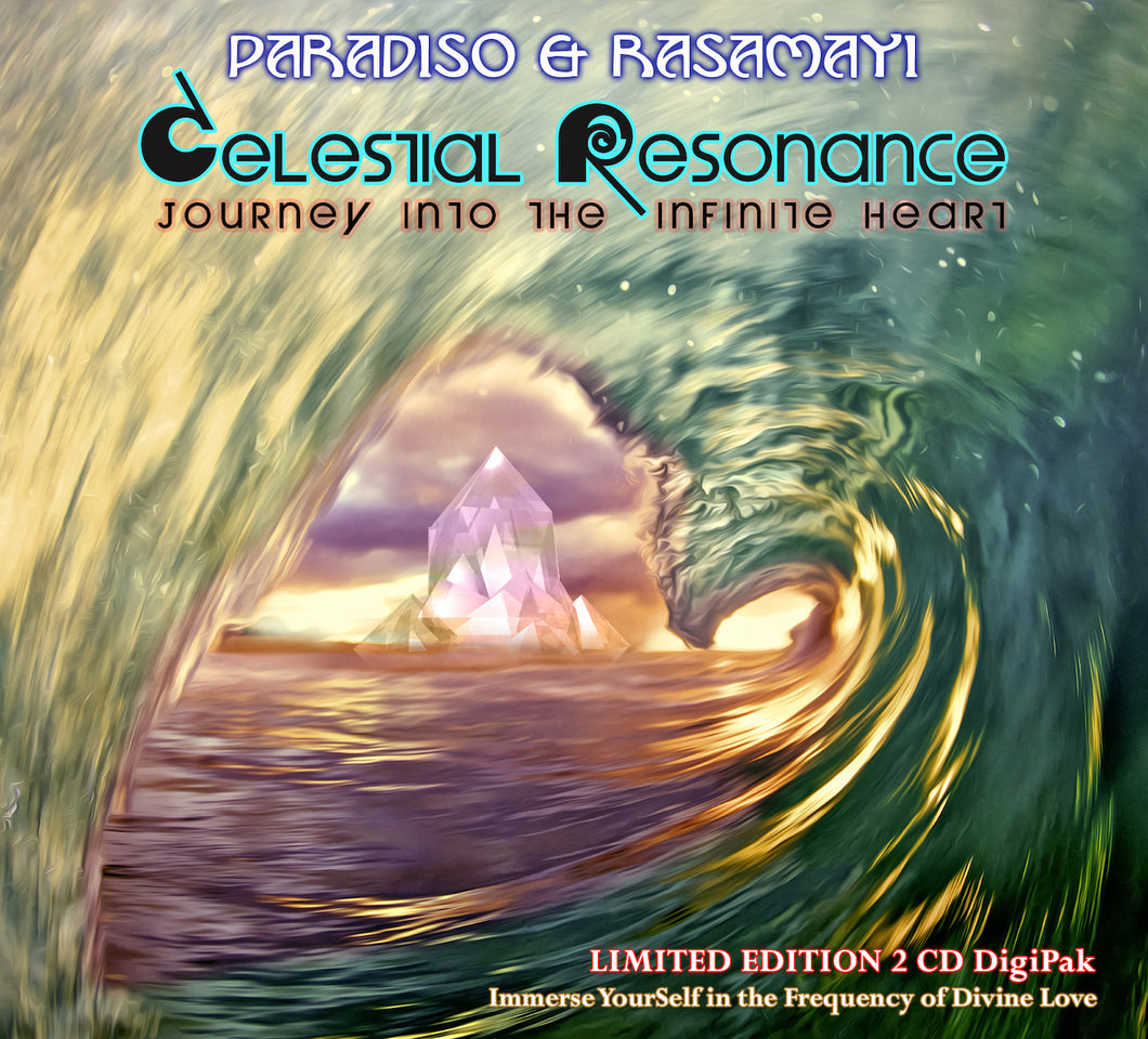 Celestial Resonance - The Journey Through
