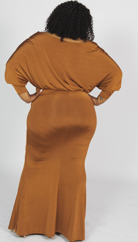 Hostess With The Mostest Cognac Maxi