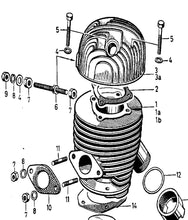 Load image into Gallery viewer, Cylinder Head - Original Sachs part