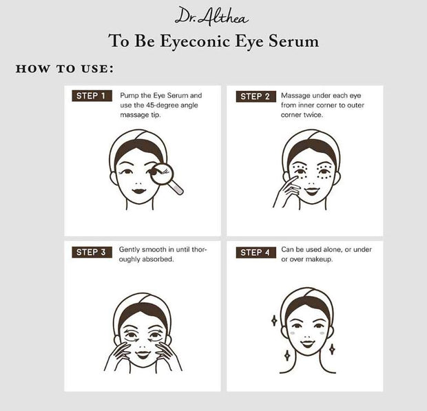 DR. ALTHEA™ To Be Eyeconic Eye Serum