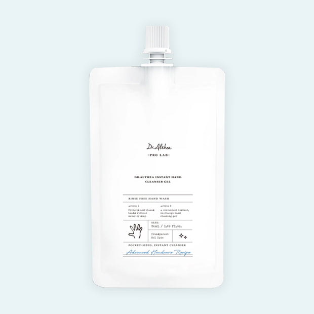 DR. ALTHEA™ Instant Hand Sanitizer Cleanser Gel