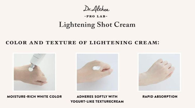 DR. ALTHEA™ Lightening Shot Cream