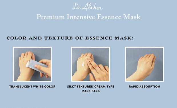 DR. ALTHEA™ Premium Intensive Essence Mask (14 pack)
