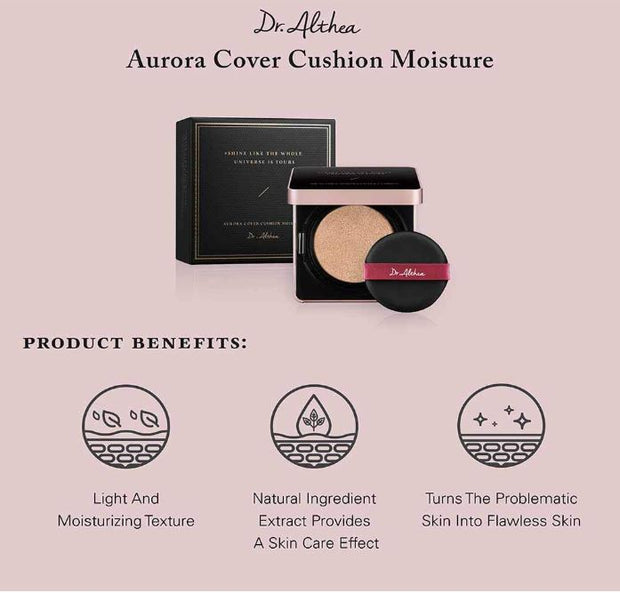 DR. ALTHEA™ Aurora Cover Cushion Moisture
