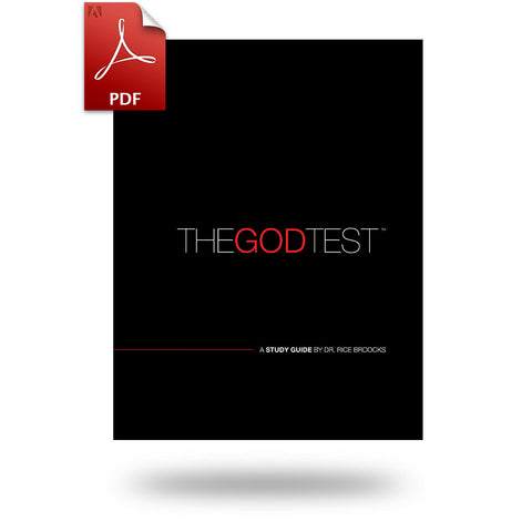 TheGodTest Study Guide (PDF Download)