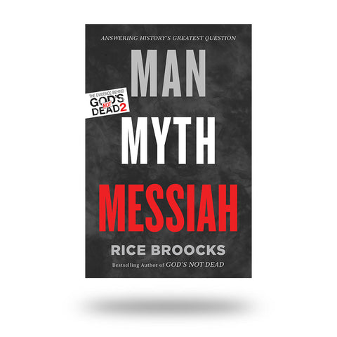 MAN MYTH MESSIAH BOOK