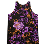 Valley Boyz Tank - VB Floral - Unisex Ultra Premium All Over - Valley-Boyz.com