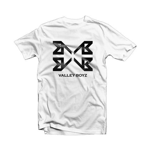 Valley Boyz Four Diamond White Shirt - Unisex Premium