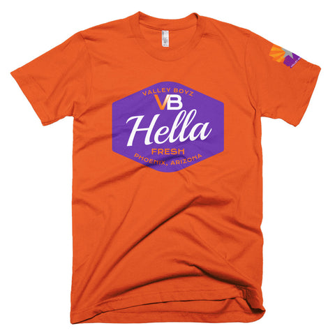Valley Boyz Shirt - Hella Fresh - Unisex Premium - Valley-Boyz.com