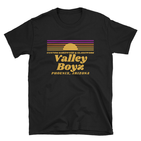 Valley Boyz Shirt - Custom - Basic - Valley-Boyz.com