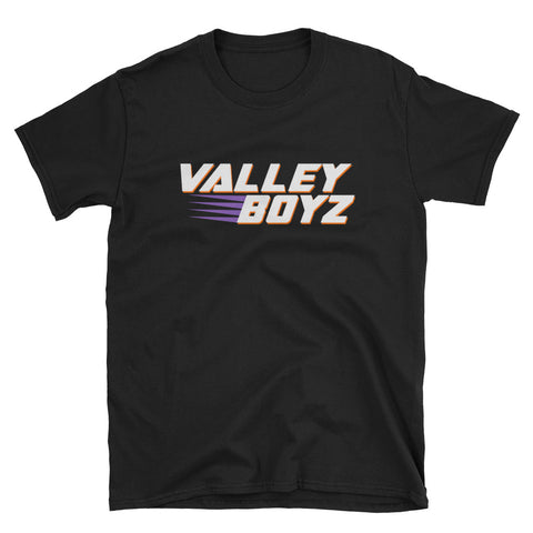 Valley Boyz Shirt - Jerzey - Unisex Basic - Valley-Boyz.com