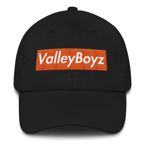 Valley Boyz Supreme Dad Hat - Adjustable - Valley-Boyz.com