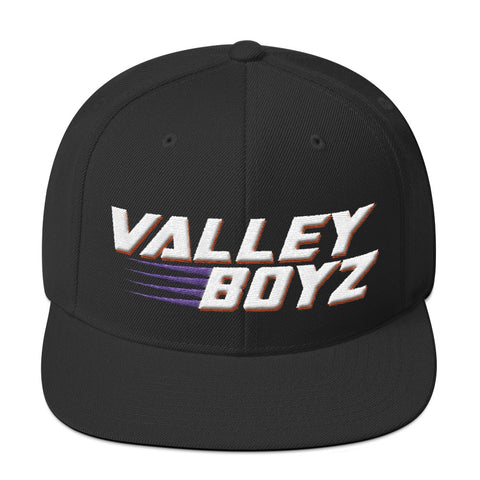 Valley Boyz Jerzey Snapback - Valley-Boyz.com