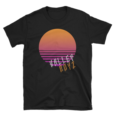 Valley Boyz Sunset Tee - Basic - Valley-Boyz.com