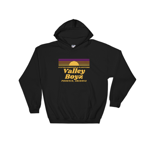 Valley Boyz Hoodie - Custom Unisex - Basic - Valley-Boyz.com