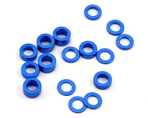 .5, 1, 2 and 3mm Metric Washer Set (16)