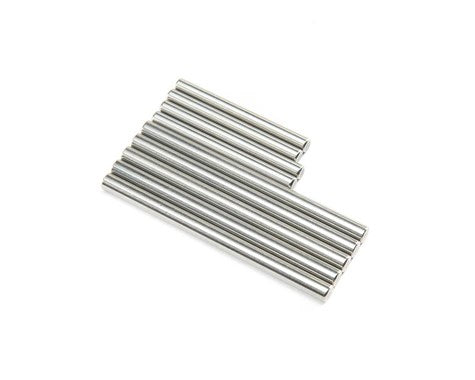 22X-4 Polished Hinge Pin Set