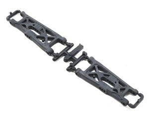 RC10B6.1/D Flat Front Suspenion Arm's, Hard
