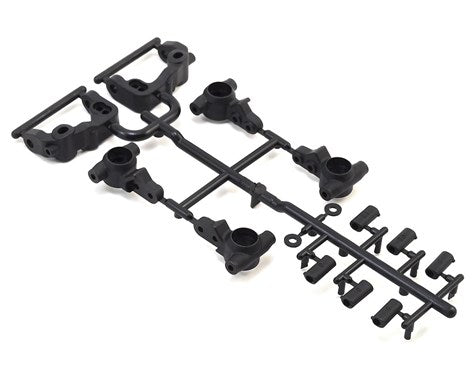 RC10B6.1 Caster and Steering Blocks