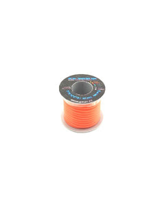 Silicone Fuel Line For 1/8 - Per Meter - Orange