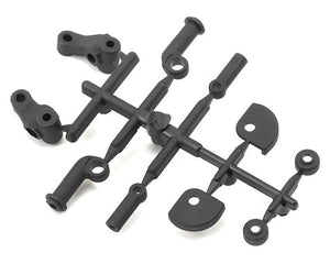 Steering Block & Chassis Guard Set