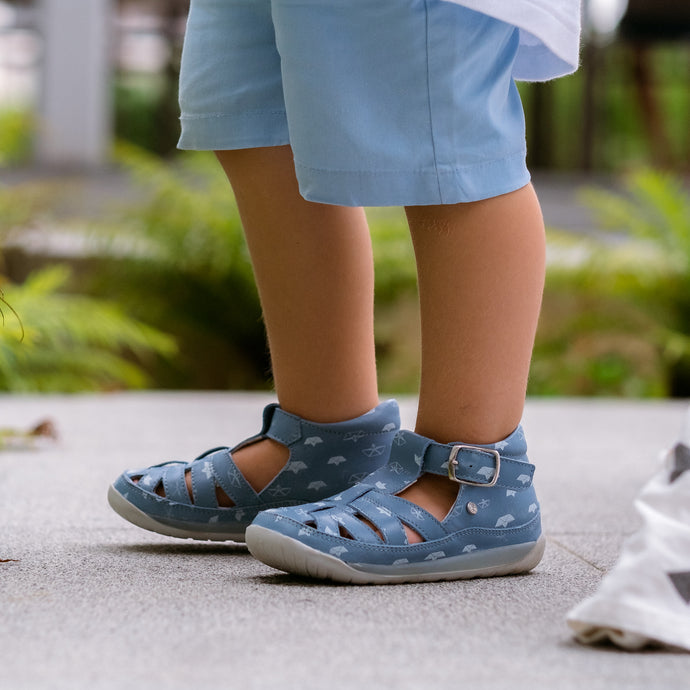 How to choose the right children's shoe size