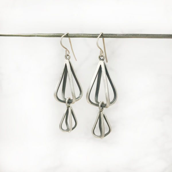 Emily Shaffer - Gradient Bar Earrings