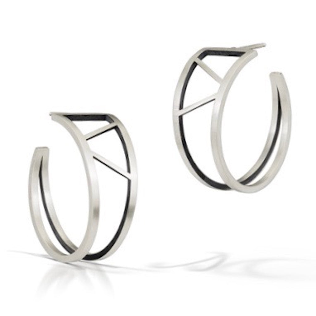 Emily Shaffer - Tri Shape Hoops