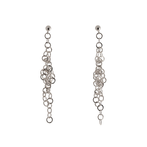 Joanne Thompson - Darrow Chain Maille Earrings
