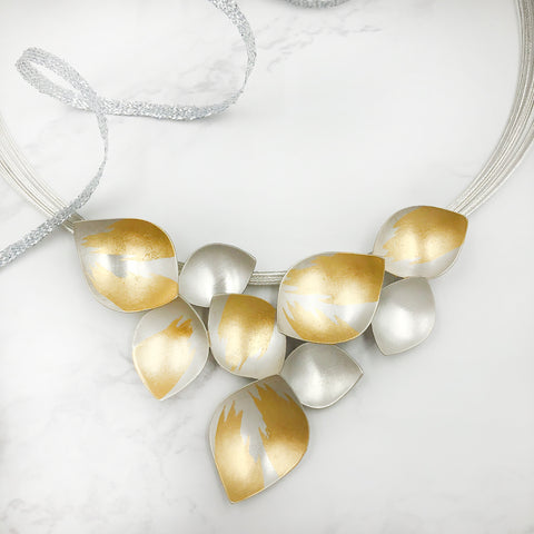 Judith Neugebauer - Lotus Necklace