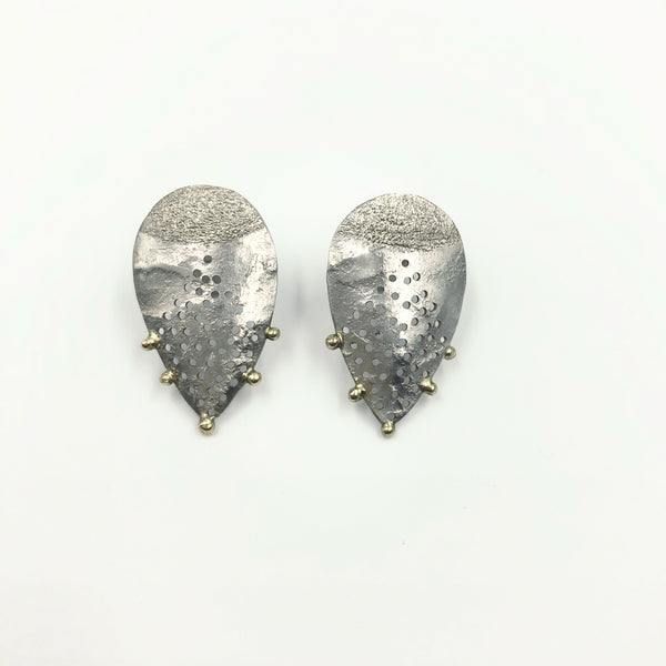Leia Zumbro - Tear Drop Studs