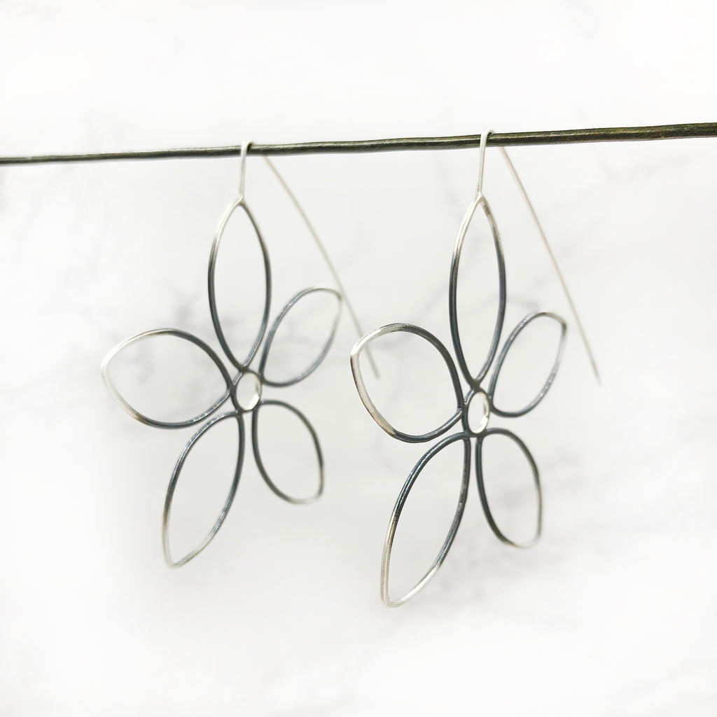 Liz Clark - Bellflower Earrings