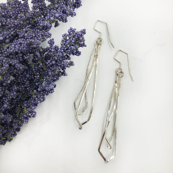 Jera Lodge - Double Twist Earrings 3