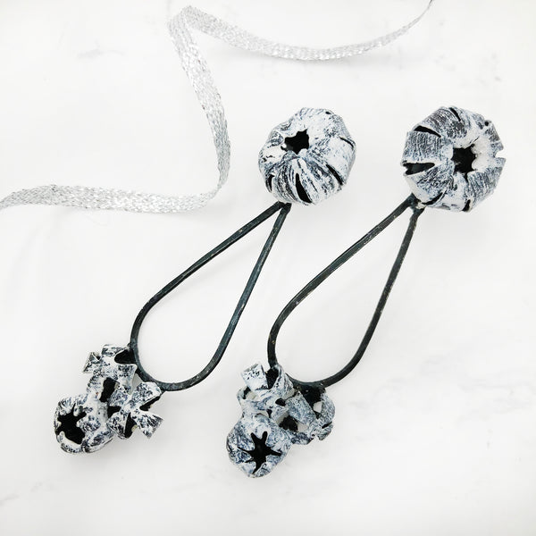 Lorena Lazard - Multiple Pod Earrings