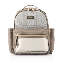 PREORDER Itzy Ritzy Mini Backpack- Vanilla Latte