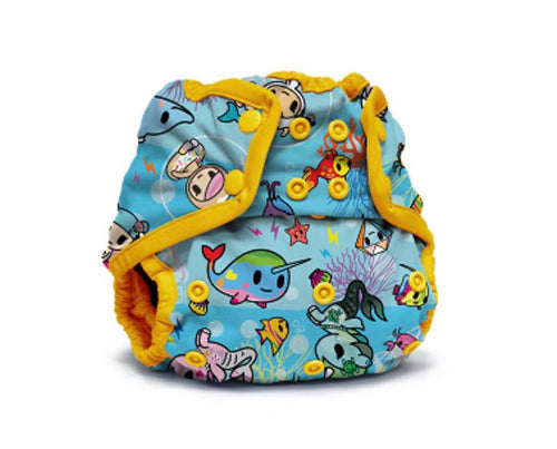 tokidoki x Kanga Care Rumparooz One Size Cloth Diaper Cover - tokiSea