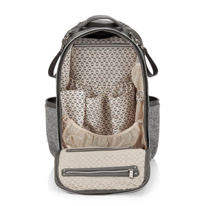Itzy Ritzy Grayson Boss Plus Diaper Bag Backpack