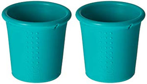 SiliKids 8 Oz Silicone Cups- Multiple Color Options