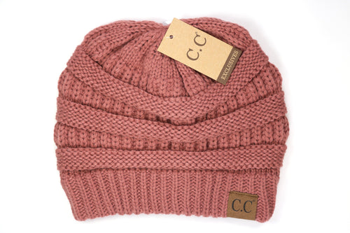 CC Beanie Classic- Multiple Colors Available
